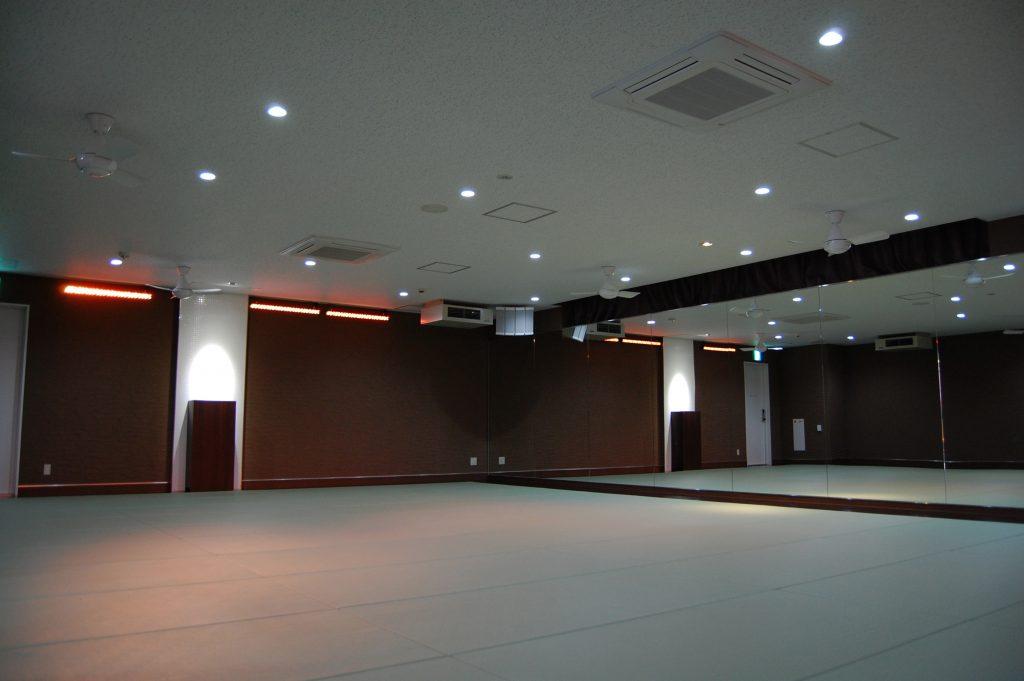 グンゼスポーツ広島祇園 ホットヨガスタジオ