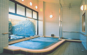 グンゼスポーツはびきの お風呂
