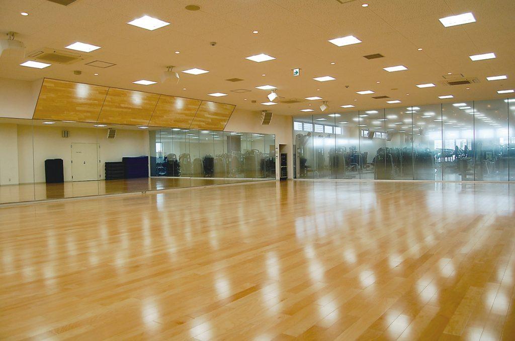 グンゼスポーツ西明石 スタジオ