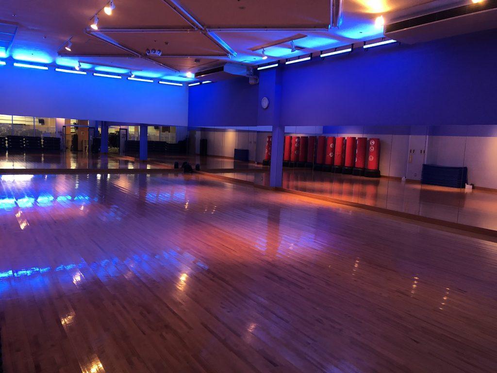 グンゼスポーツ西宮 スタジオ