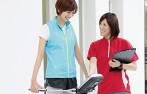 グンゼスポーツ西宮 体成分測定器 INBODY