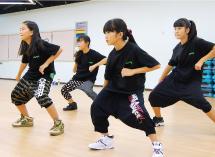 グンゼスポーツ ストリートダンス