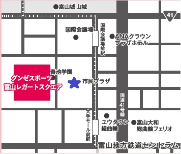 内覧会MAP