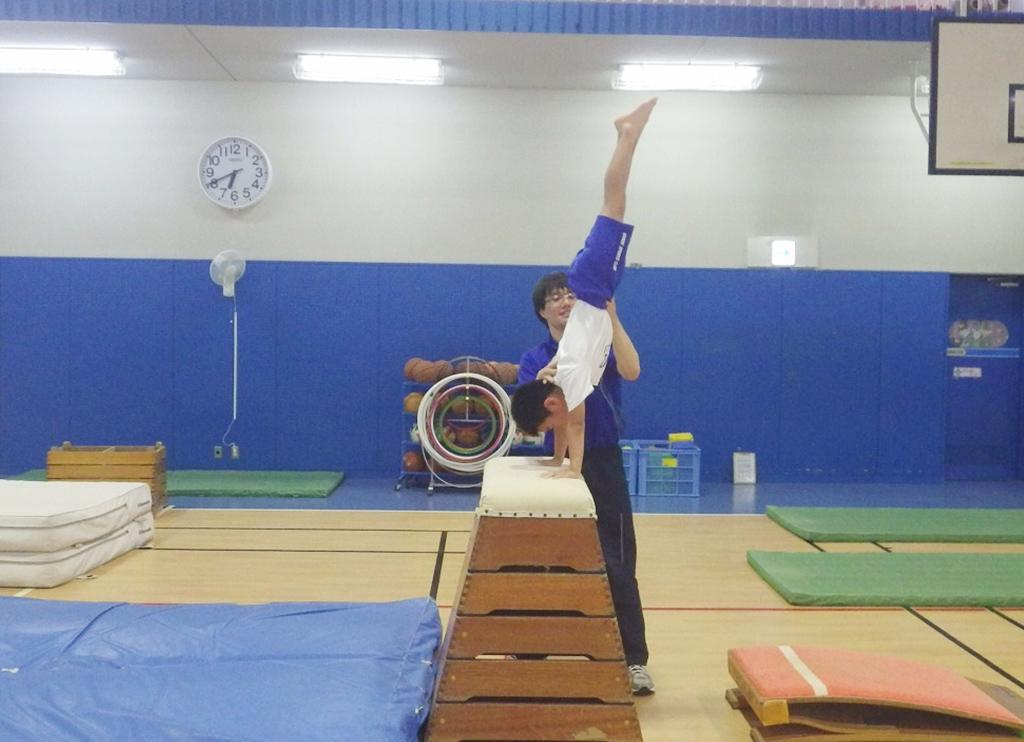 体操学童B
