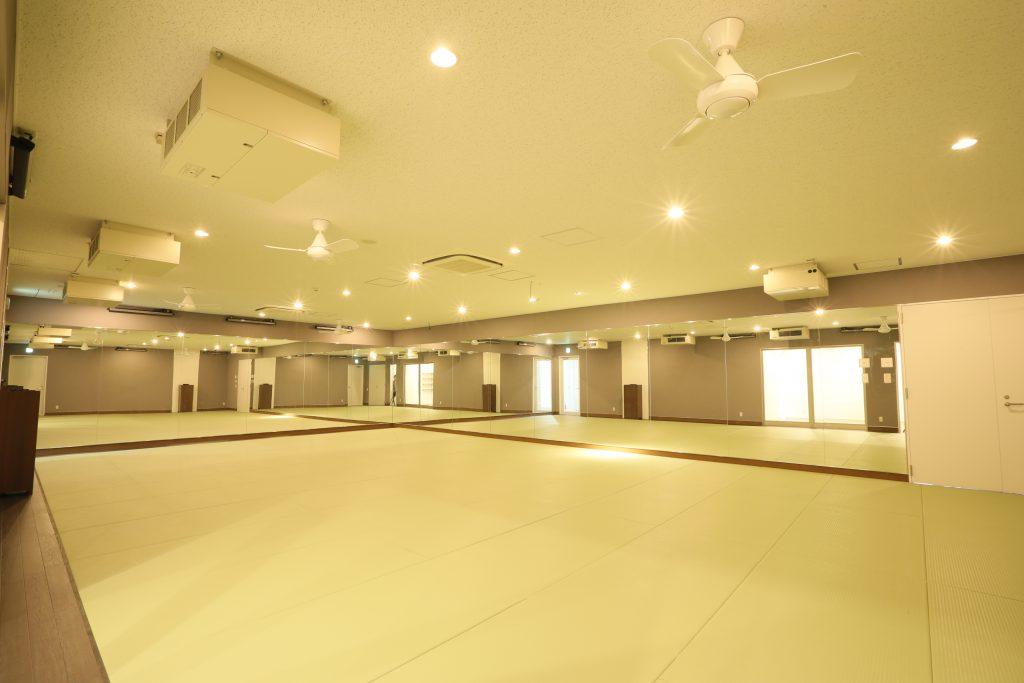 グンゼスポーツ京都八幡 ホットヨガスタジオ