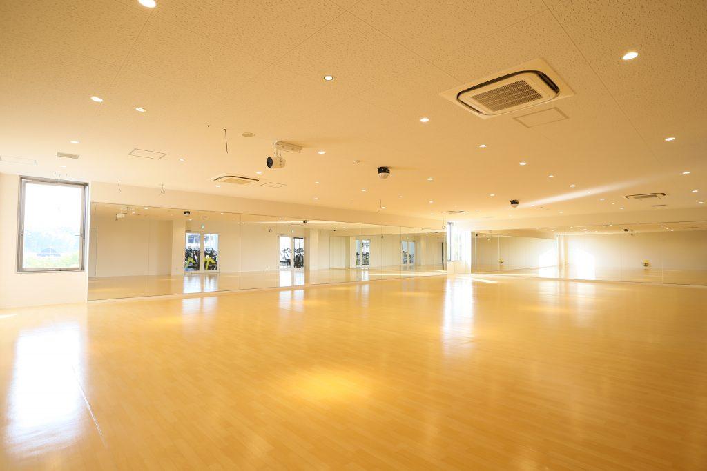 グンゼスポーツ京都八幡 Aスタジオ